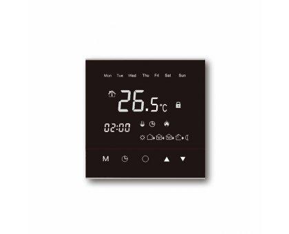 Купить Терморегулятор WARMLIFE, программируемый черный в Ростове-на-Дону